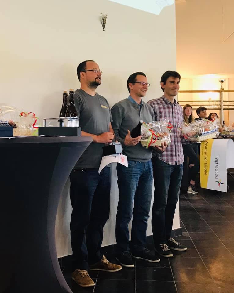 Bert gewinnt Open Belgian Gliding Nationals 2019