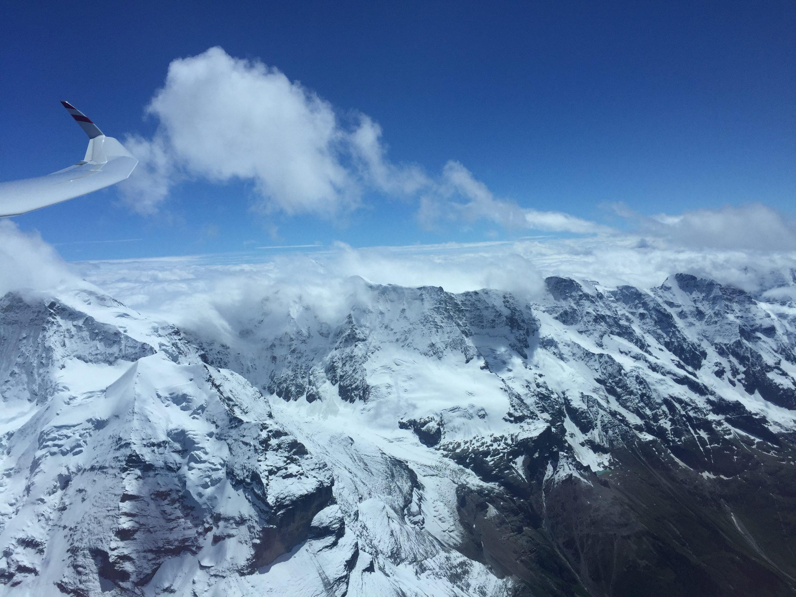 1240km Föhnflug