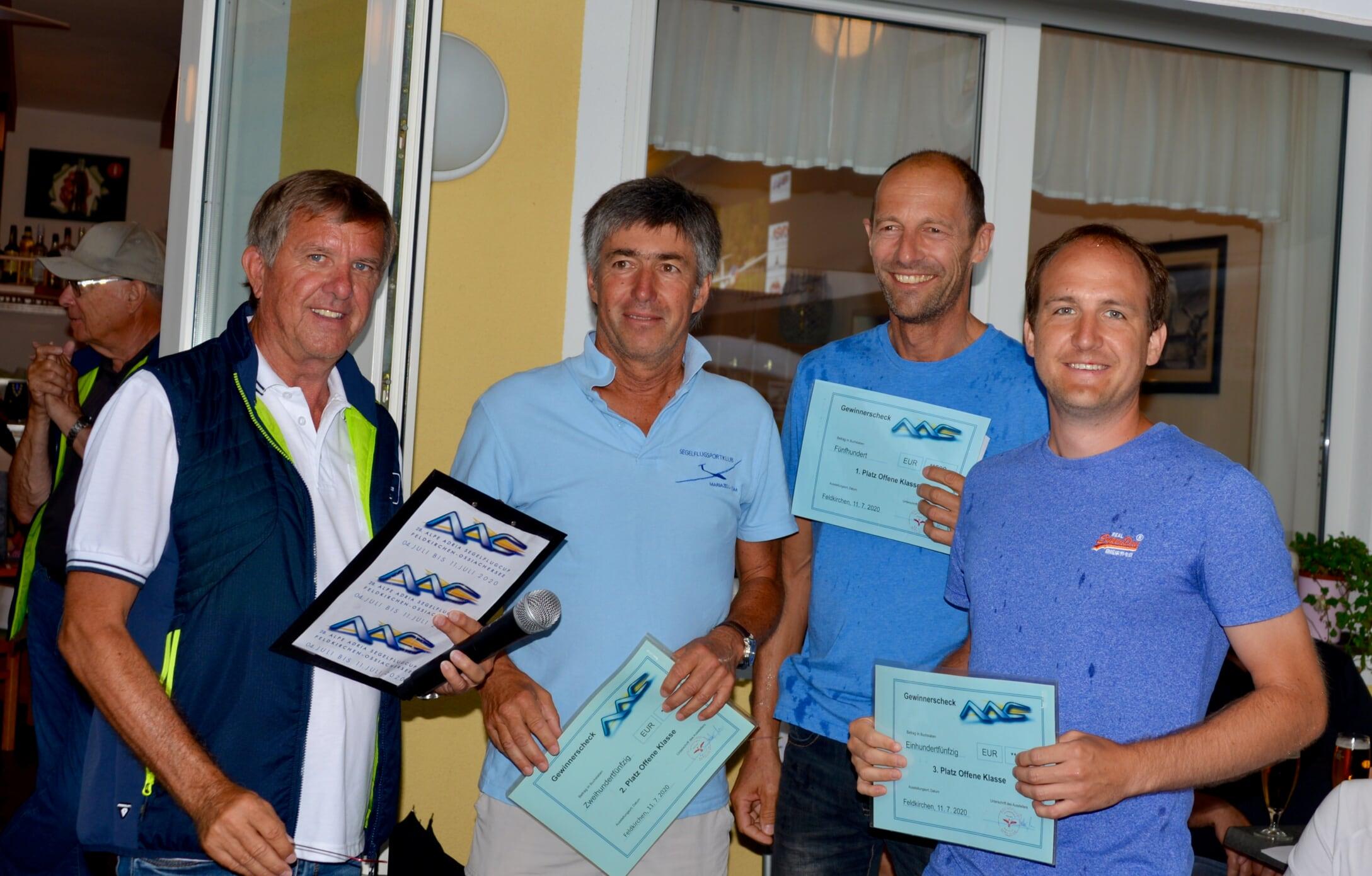 Stefan holt sich den 3. Rang am Alpe-Adria-Cup
