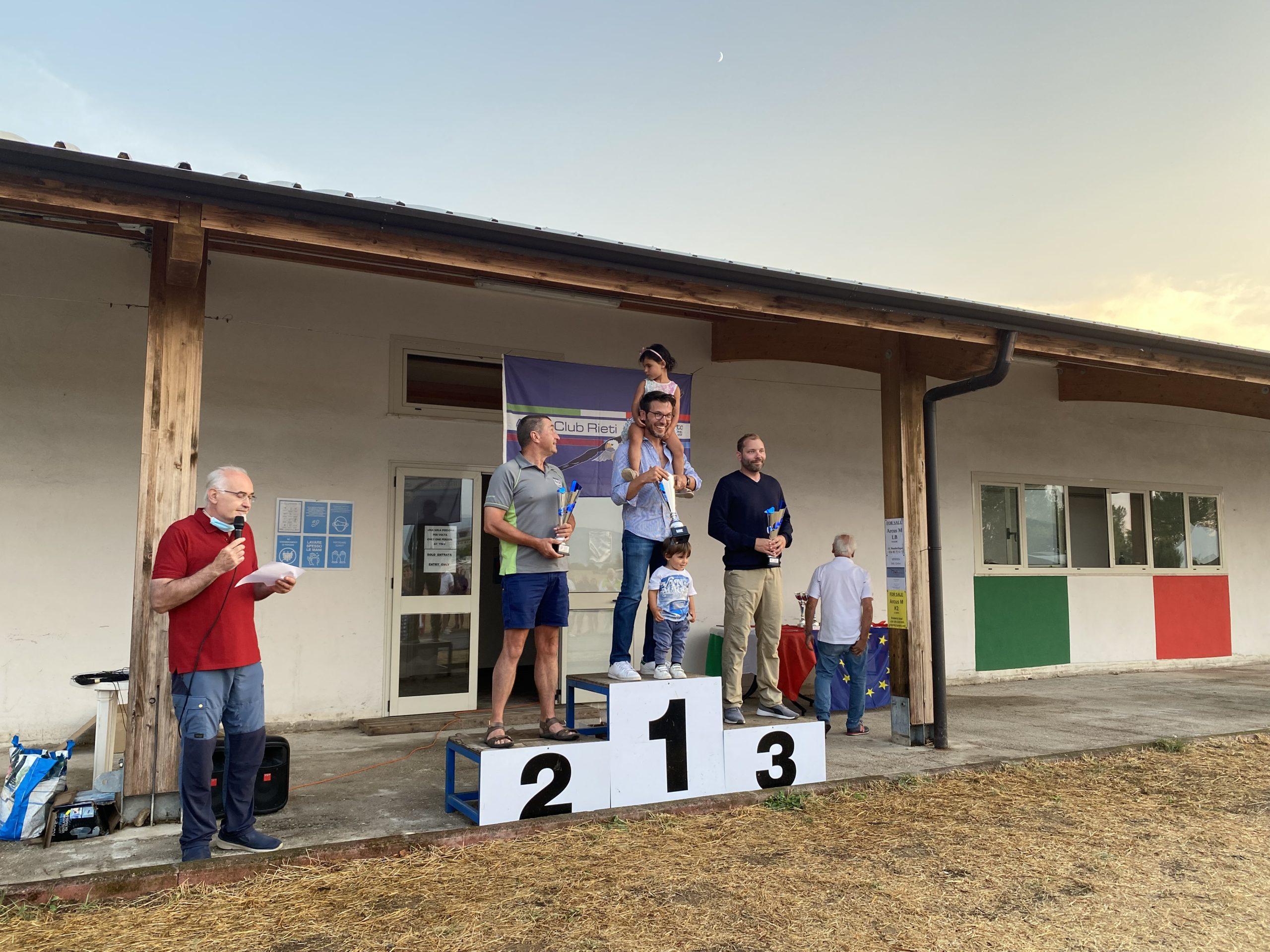 Tolle SGKA Resultate am CIM 2021 in Rieti, Italien
